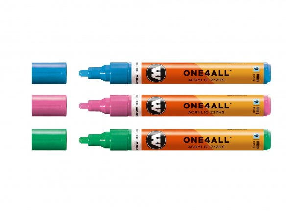 Rotulador de laca Molotow One4all 227HS