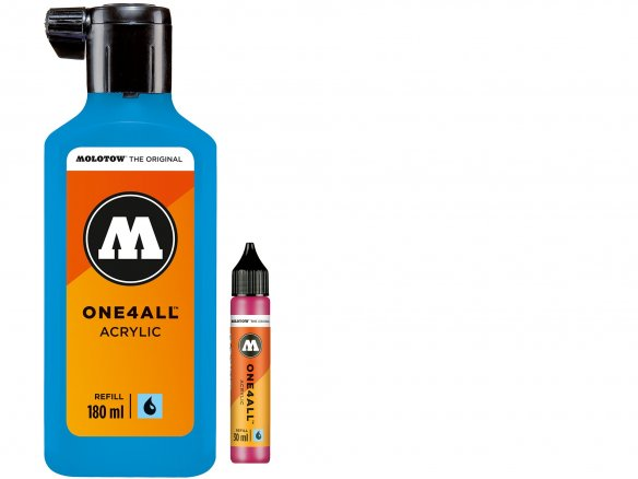 Ricarica vernice pennarello Molotow One4all