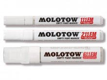 Molotow empty marker