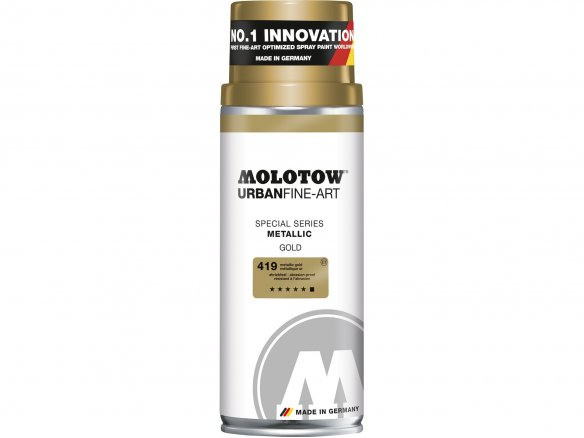 Molotow Urban Fine-Art, metallic