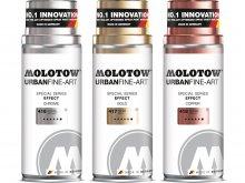 Molotow Urban Fine-Art, Effekt