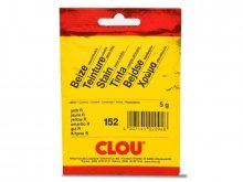 Clou powder wood stain, water soluble