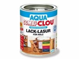 Velatura laccata per legno Clou aqua Combi L 17