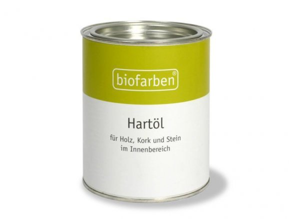 Biofarben hard oil