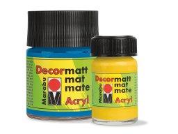 Colore acrilico Marabu Decormatt,opaco, base acqua