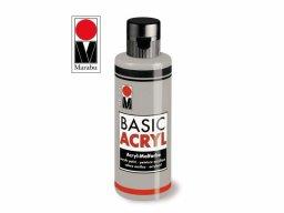 Colore acrilico Marabu Basic Acryl, metallico