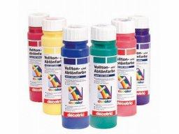 Decolor toning pigment