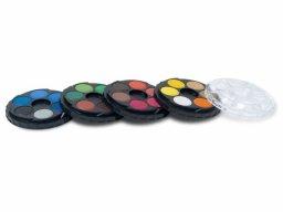 Koh-i-Noor opaque paint case, round