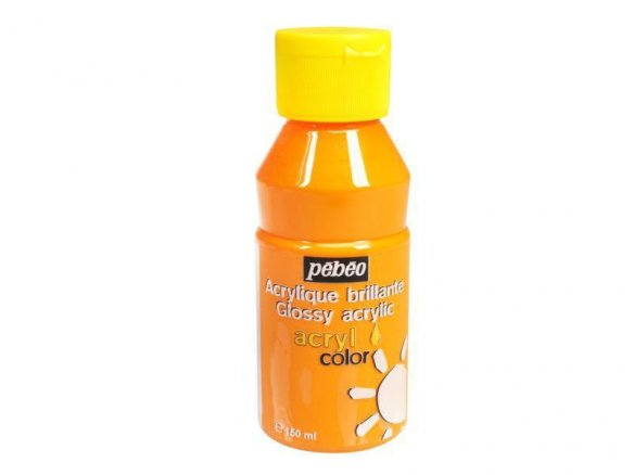 Pebeo Acrylcolor acrylic paint, glossy