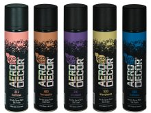 Spray de color Aerodecor