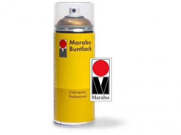 Vernice spray Marabu metallizzata