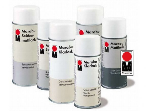 Marabu transparent spray, colourless