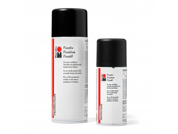 Marabu fixative spray