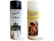 Ghiant Fix fixative spray