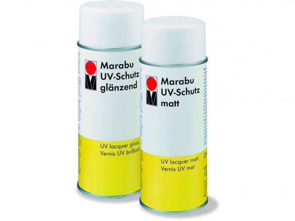 Spray protector anti UV Marabu