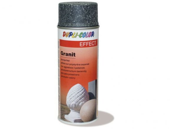 Spray decorativo Dupli Color con efecto granito