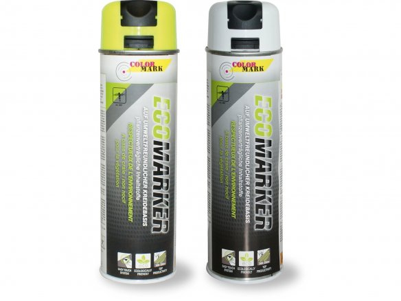 Colormark Ecomarker chalk spray