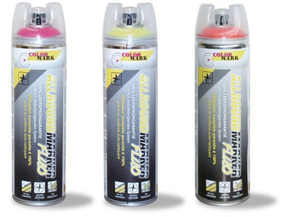 Spray Colormark Allroundmarker fluo