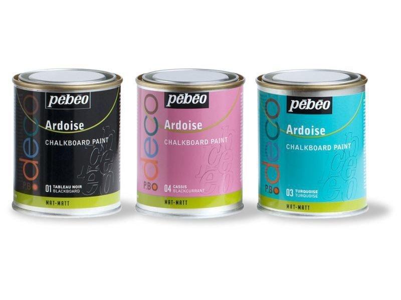 comprar pintura pizarra de color pebeo pbo deco ardoise online modulor