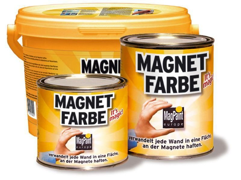 magnetfarbe jetzt online kaufen modulor online shop. Black Bedroom Furniture Sets. Home Design Ideas