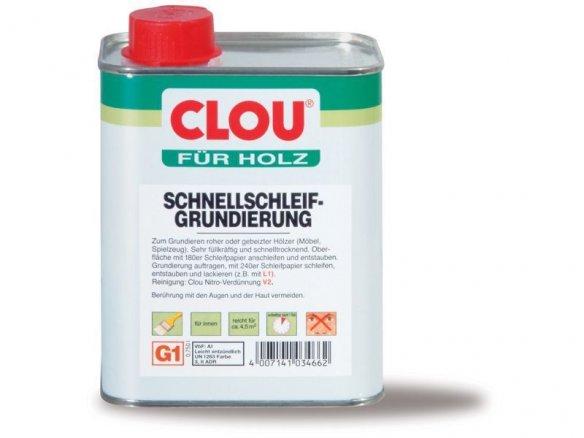 Fondo asciugatura rapida Clou Schnellschleif G1
