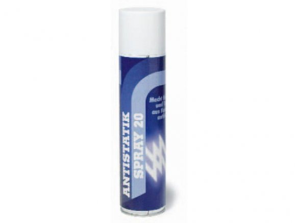 Aerodecor antistatic spray