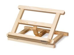 Deko spruce wood table easel (beechwood braces)
