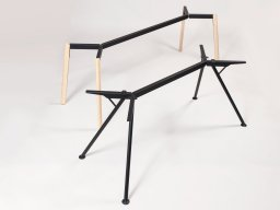 Modulor Y table frame system