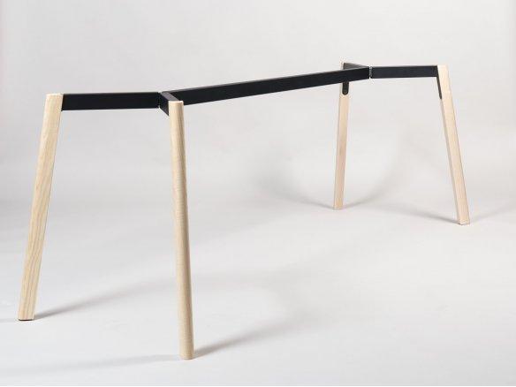 Tischgestell Für Runde Tischplatte.Modulor Tischgestell Y Jetzt Online Kaufen Modulor