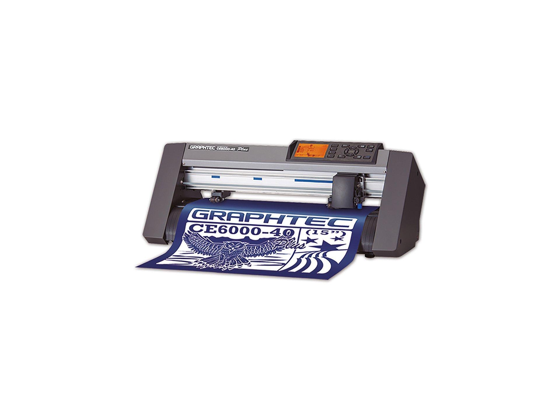 Graphtec Schneideplotter CE6000-40 PLUS kaufen | Modulor