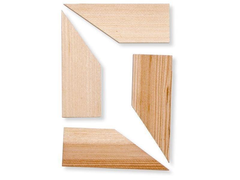 Holzkeile für Keilrahmen online kaufen | Modulor