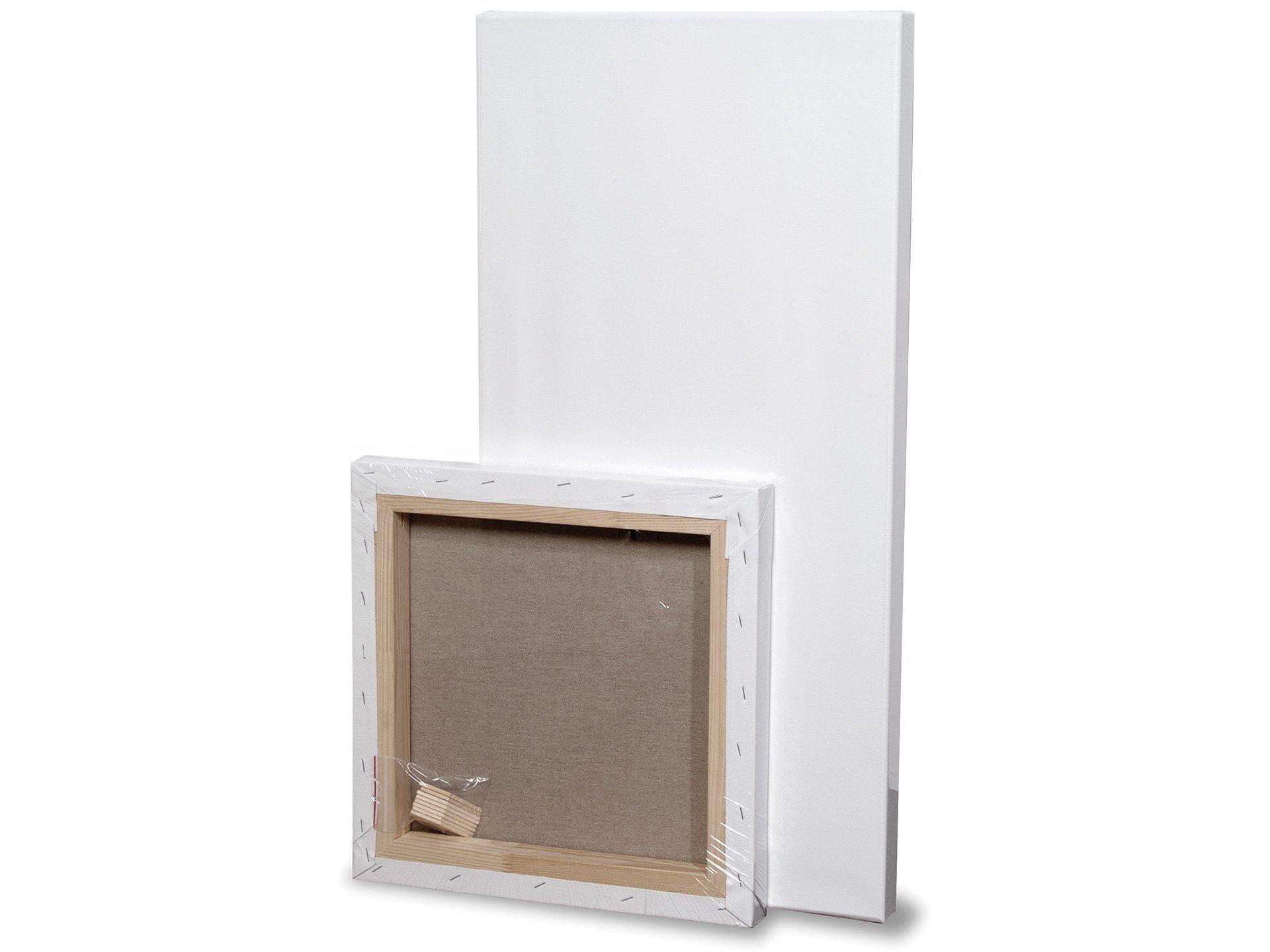 Bespannte Keilrahmen, LH = 40 mm, Baumwollgewebe C kaufen | Modulor