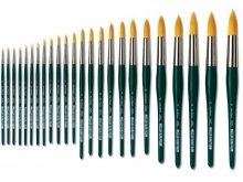 Da Vinci Nova watercolour brush, round