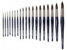 Da Vinci Cosmotop-Mix B watercolour brush,  round
