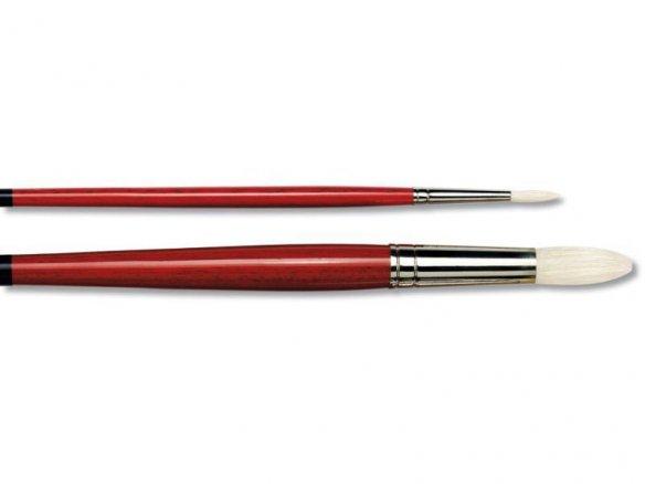Pennello per olio/acril. Da Vinci Maestro2, tondo
