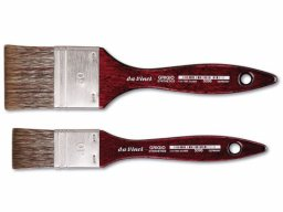 Da Vinci Grigio paintbrush, wide