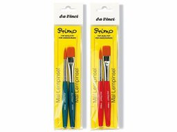 Da Vinci Primo brushes for beginners