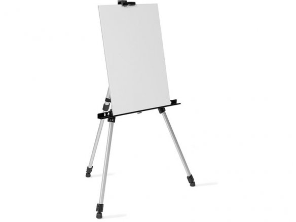 Field easel, metal