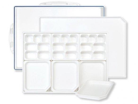 Palette box Paletti 1, plastic