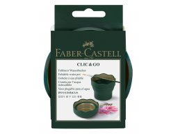 Faber-Castell Clic & Go collapsible water pot