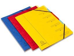 Exacompta cardboard multipart file