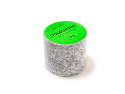 Paper Poetry Colouring Activity tape