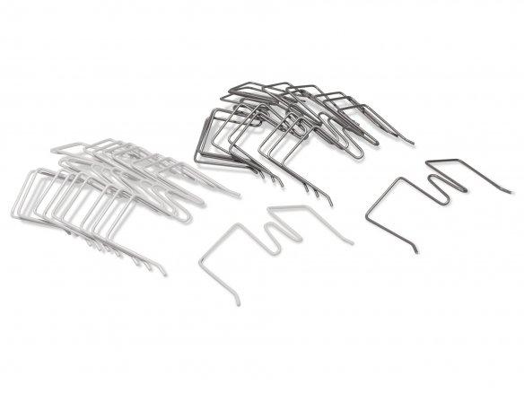 Flexhaken für 11 bis 30 mm starke Trennwände