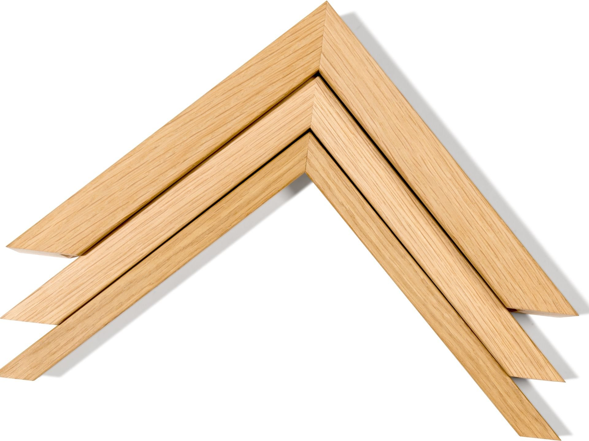 Buy Interchangeable picture frame, wood, Nena S online at Modulor