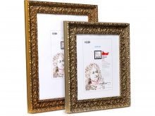 Interchangeable picture frame, wood, Kurfürst