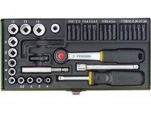 Proxxon Steckschlüsselsatz, 39 tlg.