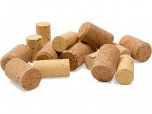 Cork for handicrafts