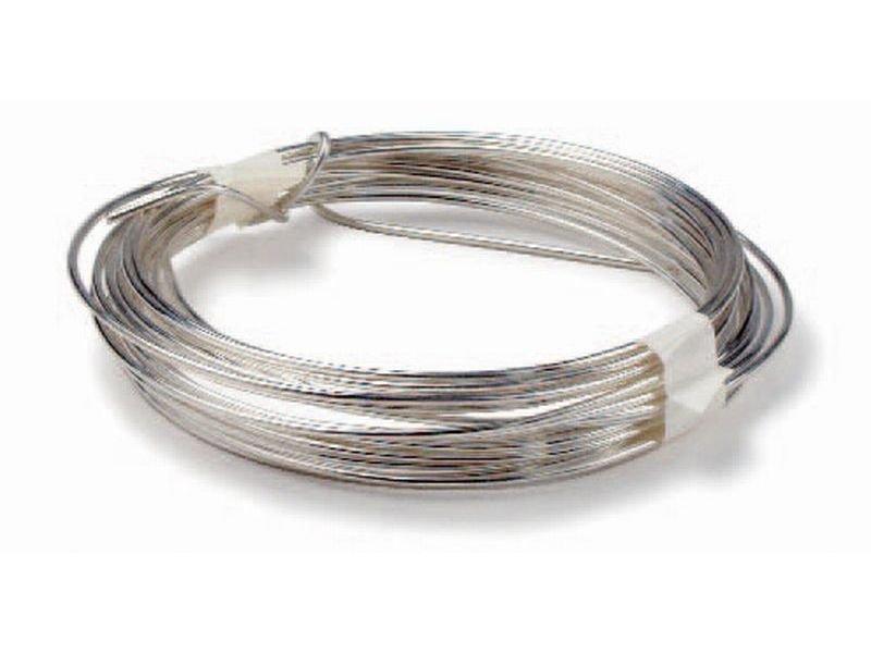 Silberdraht ungerichtet jetzt online kaufen modulor - Silberdraht kaufen ...
