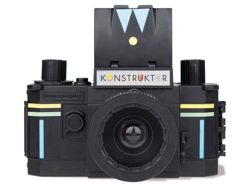 Lomography Konstruktor F DIY SLR-Kamera-Kit kaufen | Modulor
