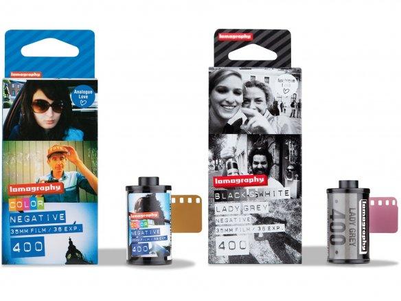 Lomography Negativfilm für Kleinbildkameras, 35 mm